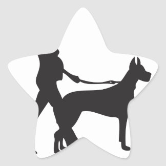women with pet.pdf star sticker
