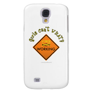 Women Working Sign Samsung S4 Case