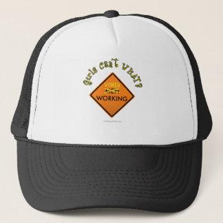 Women Working Sign Trucker Hat