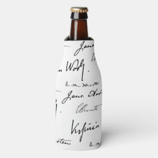 Women Writers Bottle Cooler