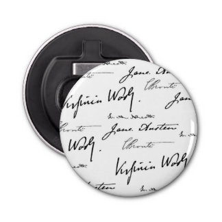 Women Writers Bottle Opener