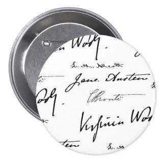 Women Writers Button