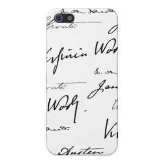 Women Writers Cover For iPhone SE/5/5s