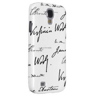 Women Writers Galaxy S4 Case