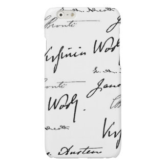 Women Writers Glossy iPhone 6 Case