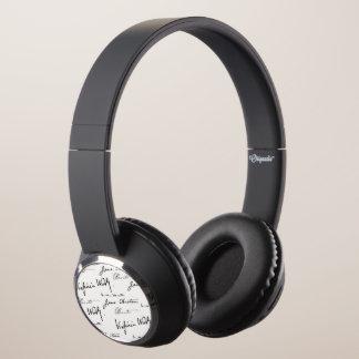 Women Writers Headphones