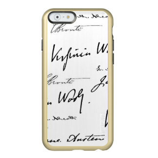 Women Writers Incipio Feather Shine iPhone 6 Case