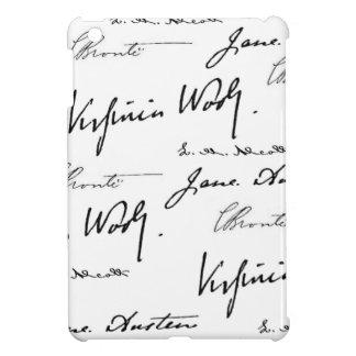 Women Writers iPad Mini Cases