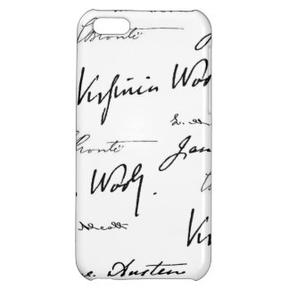 Women Writers iPhone 5C Cover