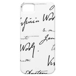 Women Writers iPhone SE/5/5s Case