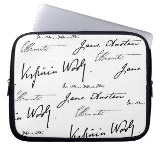Women Writers Laptop Sleeve