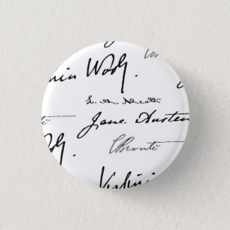 Women Writers Pinback Button