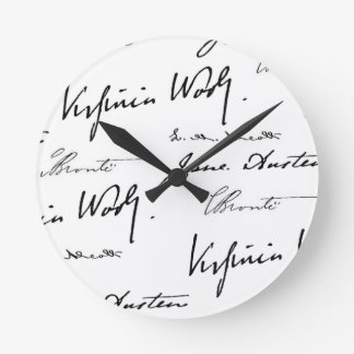 Women Writers Round Clock
