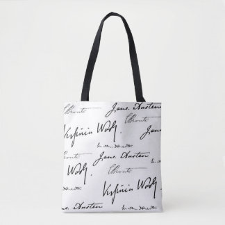 Women Writers Tote Bag