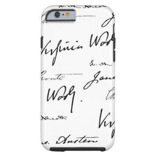 Women Writers Tough iPhone 6 Case