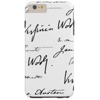 Women Writers Tough iPhone 6 Plus Case
