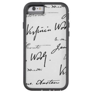 Women Writers Tough Xtreme iPhone 6 Case