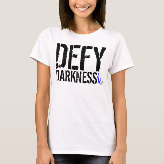 Women's 2NOBBIR Defy Darkness Basic T-Shirt