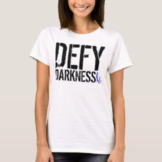 Women's 2NOBBIR Defy Darkness Hanes Nano T-Shirt