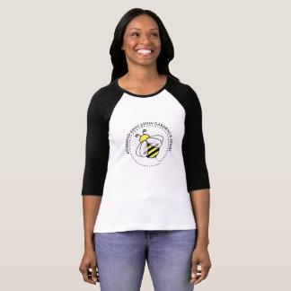 Women's 3/4 Sleeve Raglan T-Shirt