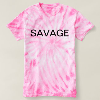 Women's Adult Small Savage Shirt