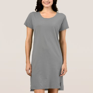 Beach Themed Women's Alternative Apparel T-Shirt Dress
