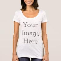 Women's American Apparel Poly-Cotton T-Shirt