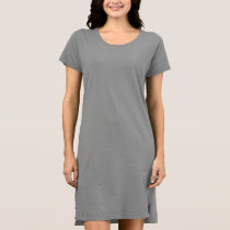 Women's American Apparel T-Shirt Dress 4 colors
