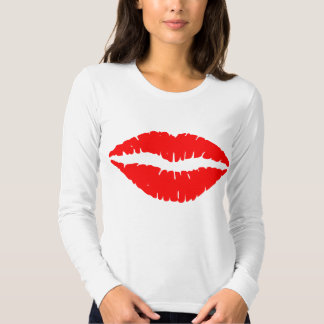 Women's Apparel Fine Jersey Long Sleeve T-Shirt