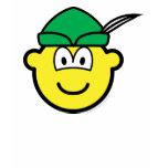 Robin Hood buddy icon   womens_apparel_tshirt