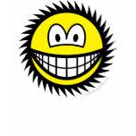 Circle saw smile   womens_apparel_tshirt