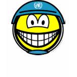 UN soldier smile   womens_apparel_tshirt