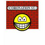 Coronation street smile   womens_apparel_tshirt