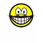 Mustache smile   womens_apparel_tshirt