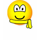 Yellow belt emoticon   womens_apparel_tshirt