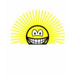 Sunrise smile   womens_apparel_tshirt