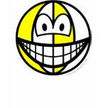 Beachball smile   womens_apparel_tshirt