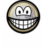 Euro coin smile   womens_apparel_tshirt