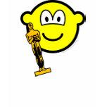 Oscar winning buddy icon   womens_apparel_tshirt
