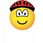Biker emoticon   womens_apparel_tshirt