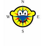 Compass buddy icon   womens_apparel_tshirt