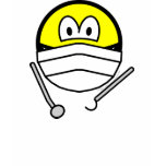 Dentist smile   womens_apparel_tshirt