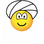 Turban emoticon   womens_apparel_tshirt
