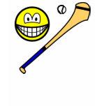 Hurling smile   womens_apparel_tshirt