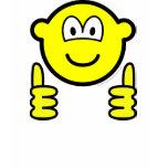 Thumbs up buddy icon   womens_apparel_tshirt
