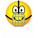 Muzzle emoticon   womens_apparel_tshirt