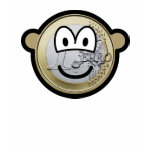 Euro coin buddy icon   womens_apparel_tshirt