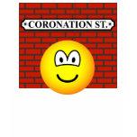 Coronation street emoticon   womens_apparel_tshirt