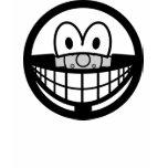 Steering wheel smile   womens_apparel_tshirt