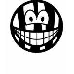 Zebra smile   womens_apparel_tshirt